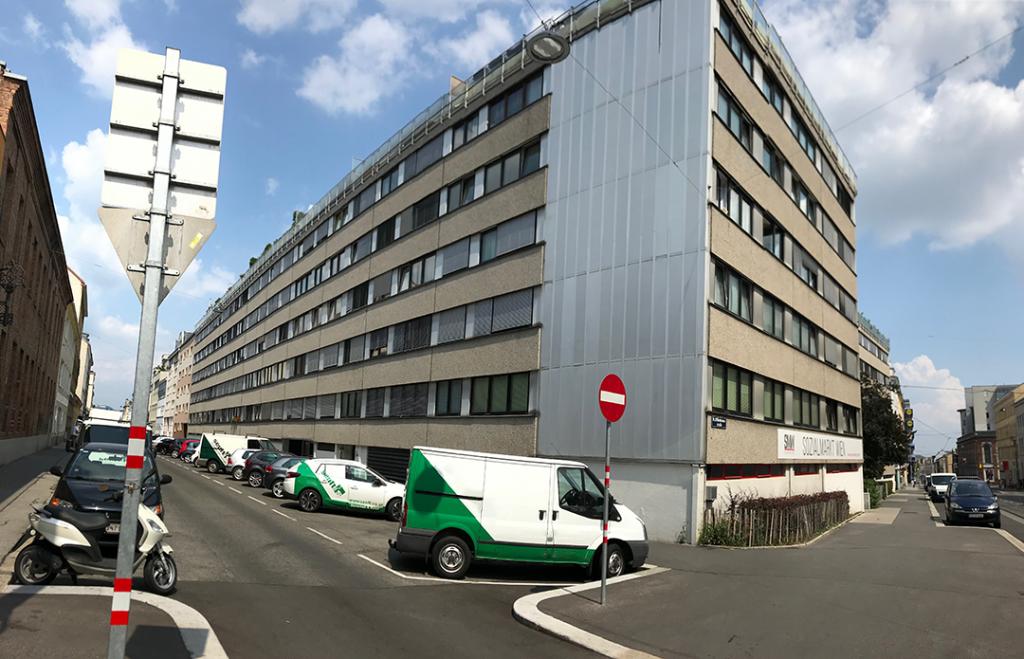 Praxis - Gebäude